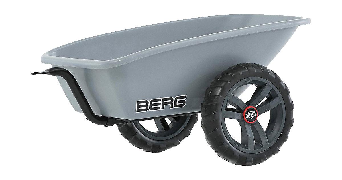 Anhänger S Go-Kart Buzzy, grau  Kleinkinder