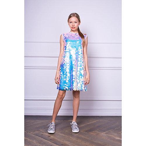 Платье Choupette - hellblau/rosa от Choupette