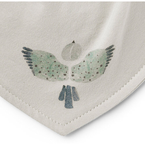 Нагрудник Elodie Details Watercolor Wings - разноцветный от Elodie Details