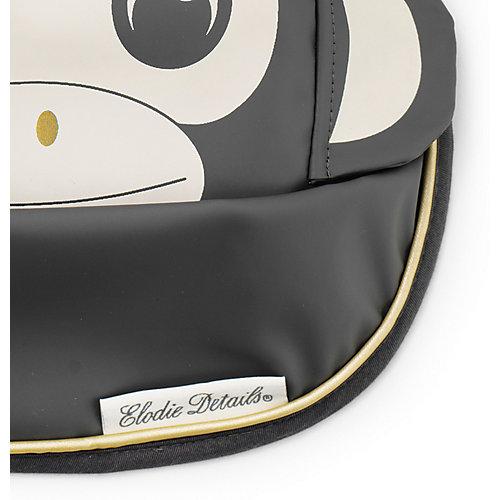 Нагрудник Elodie Details Playful Pepe - grau/schwarz от Elodie Details