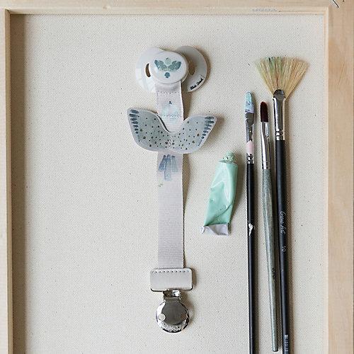 Пустышка Elodie Details Watercolor Wings, c 3 месяцев от Elodie Details