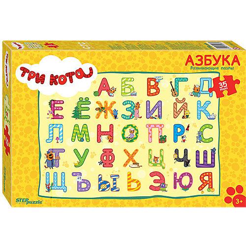 """Мозаика STEP puzzle 35 MAXI """"Три кота"""" от Степ Пазл"""