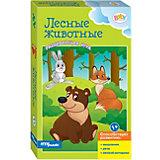 Развивающая игра STEP puzzle Baby Step, Лесные животные