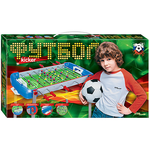 "Настольная игра STEP puzzle ""Футбол"" от Степ Пазл"
