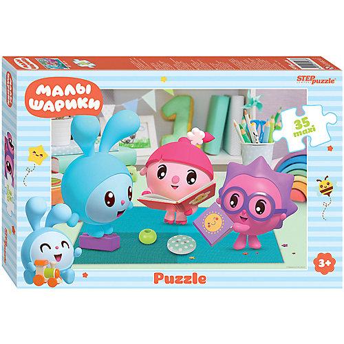 "Мозаика STEP puzzle 35 MAXI ""Малышарики"" от Степ Пазл"