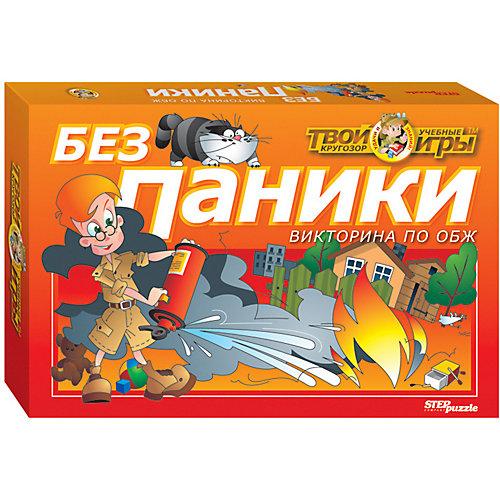 """Викторина STEP puzzle """"Твой кругозор"""", Без паники от Степ Пазл"""