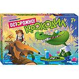 """Настольная игра STEP puzzle """"Осторожно: крокодил!"""""""