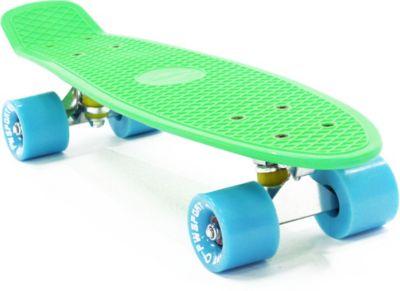 Скейтборд PWSport Classic, зеленый