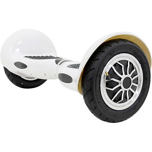 Гироскутер SpeedRoll Premium Smart, белый от SpeedRoll