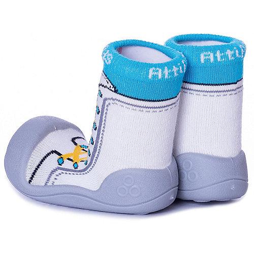 Тапочки Attipas - голубой от Attipas