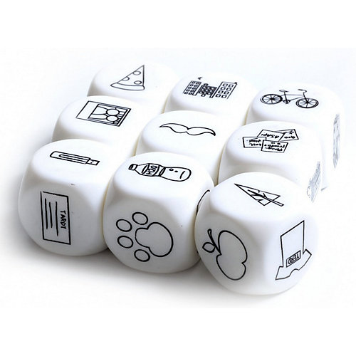Кубики Bradex «Сочини историю», 9 штук от Bradex