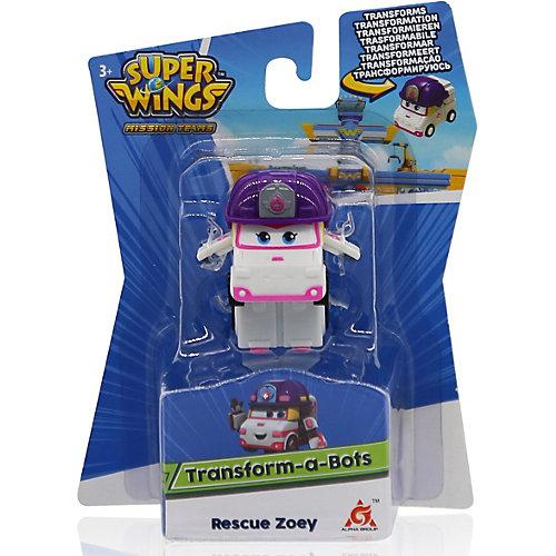 """Мини-трансформер Gulliver Super wings """"Команда Спасателей"""", Зоуи от Gulliver"""