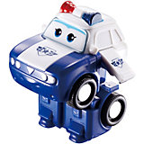 "Мини-трансформер Gulliver Super wings ""Команда Полиции"", Ким"
