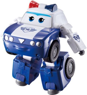 "Трансформер Gulliver Super wings ""Команда Полиции"", Ким"