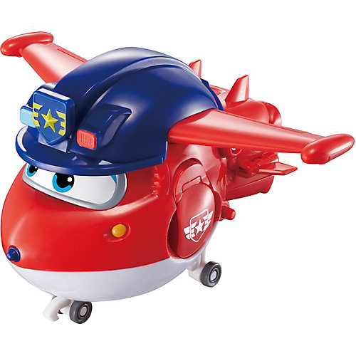 "Трансформер Gulliver Super wings ""Команда Полиции"", Джетт от Gulliver"