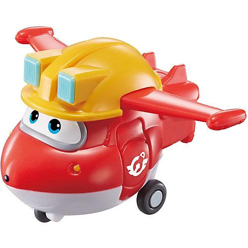 """Мини-трансформер Gulliver Super wings """"Команда Строителей"""", Джетт от Gulliver"""