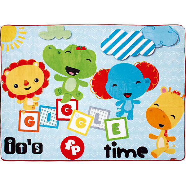 Fisher Price Kinderteppich, 117 x 157 cm