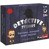 """Настольная игра Play Land """"Детективные истории: Человек, который всем надоел"""""""
