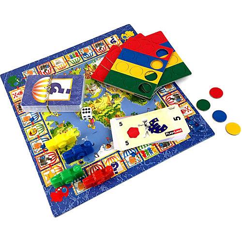 """Настольная игра Play Land """"Кругосветное путешествие для детей"""" от Play Land"""