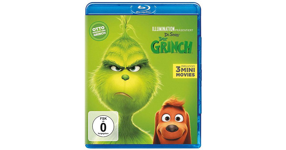 BLU-RAY Der Grinch