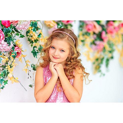 Ободок Aliciia - розовый от Aliciia