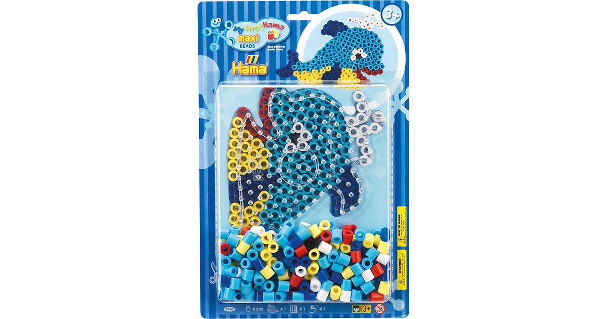 HAMA 8932 Blister Wal, 250 maxi-Perlen & Zubehör