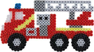 Hama 7944 Geschenkset Disney Cars 4000 Midi Perlen Zubehör