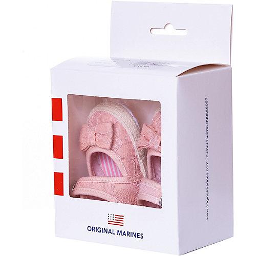 Пинетки Original Marines - розовый от Original Marines