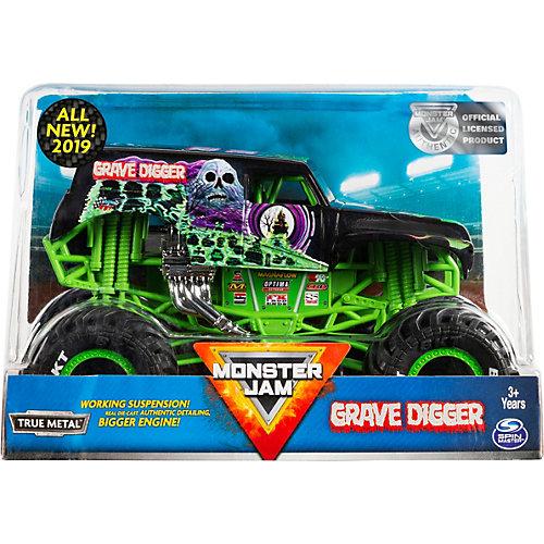 Коллекционная машинка Spin Master Monster Jam Grave Digger от Spin Master
