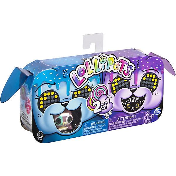 Набор из двух электронных игрушек Spin Master Zommer Lollipets