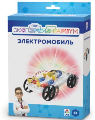 Набор Экспериментариум Электромобиль