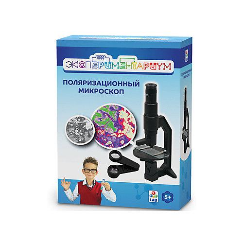 Набор Экспериментариум Поляризационный микроскоп от 1Toy