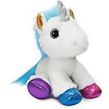 Мягкая игрушка Aurora Единорог, разноцветный, 30 см