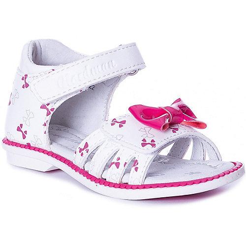 Сандалии Boom Nordman - розовый/белый от Nordman