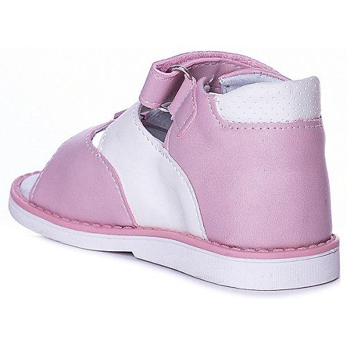 Сандалии Boom Nordman - блекло-розовый от Nordman