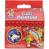 Набор для творчества AMAV «Разрисуй буйвола 3D»