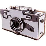 "3D-пазл IQ Gears ""Фотокамера Pinhole"""