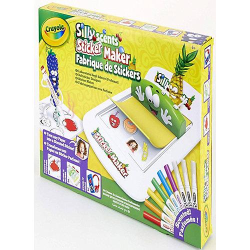 Набор для создания ароматизированных наклеек Crayola от Crayola