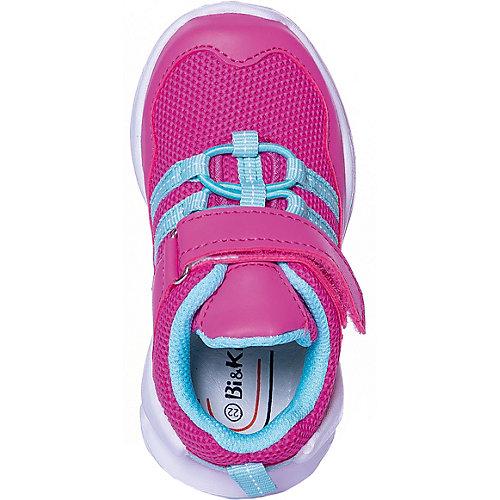 Кроссовки BiKi - розовый от BiKi