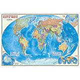 Карта настенная Геодом «Мир Политический»