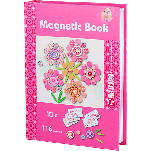 "Развивающая игра Magnetic Book ""Фантазия"" от Magnetic book"