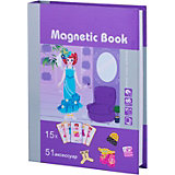 "Развивающая игра Magnetic Book ""Кокетка"""