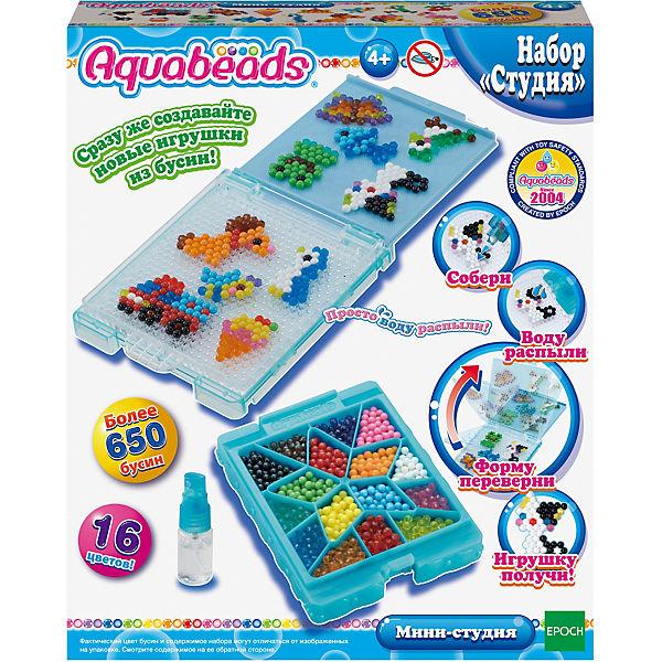 """Игровой набор Aquabeads """"Мини-студия"""""""