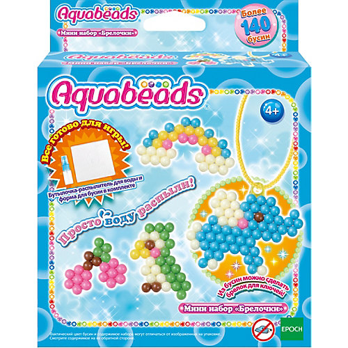"""Мини-набор Aquabeads """"Брелочки"""" от Эпоха Чудес"""