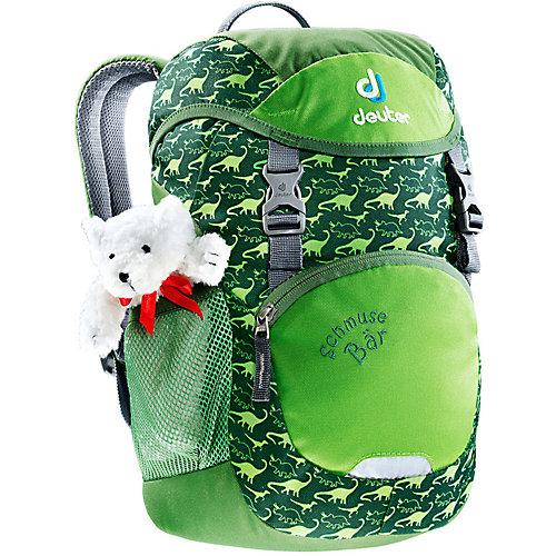 Рюкзак Deuter Schmusebär, зеленый - зеленый от Deuter