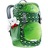 Рюкзак Deuter Schmusebär, зеленый