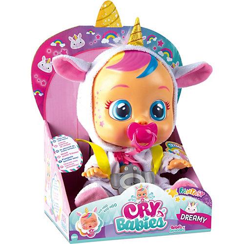 Плачущий младенец IMC Toys Cry Babies Fantasy, Dreamy от IMC Toys