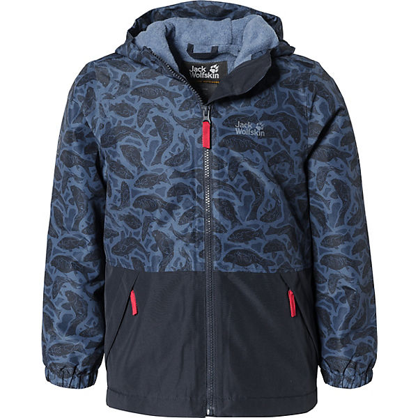 Winterjacke SNOWY DAYS PRINT JACKET KIDS