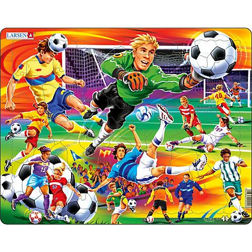 Пазл Larsen Футбол от Larsen