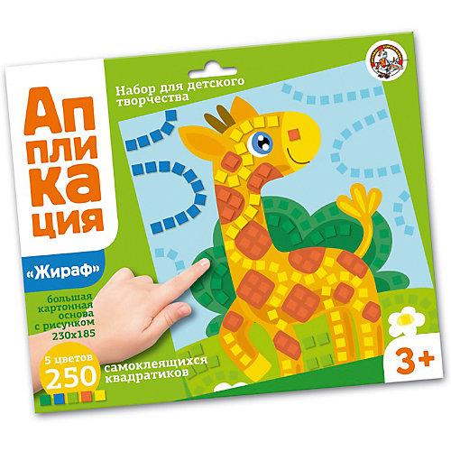 """Аппликация Десятое королевство """"Жираф"""" от Десятое королевство"""